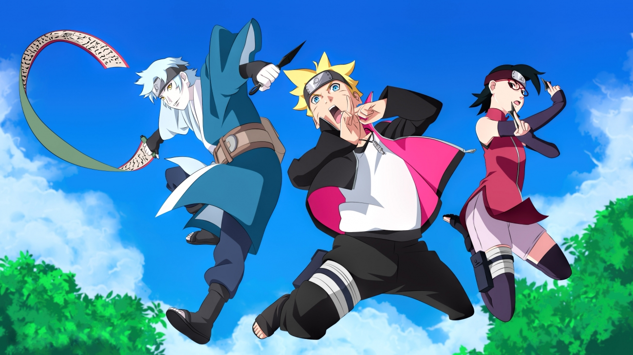 Boruto HD Wallpapers