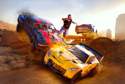 Flatout 4 Total Insanity HD Wallpapers