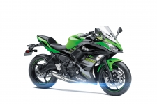 Kawasaki Ninja 650r HD Wallpapers