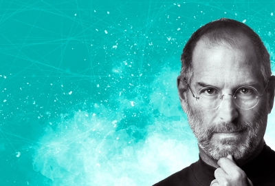 Steve Jobs 4K Wallpaper