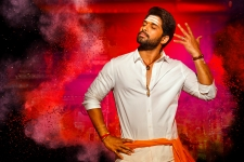 Allu Arjun 4K Wallpaper