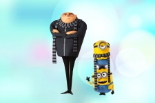 Despicable Me HD Wallpaper