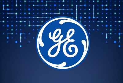 GE Logo HD Wallpaper