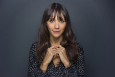 Rashida Jones Wallpaper 4K