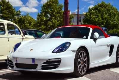 Porsche Boxster HD Wallpapers