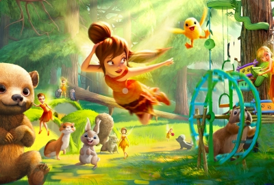 Tinkerbell Wallpaper HD