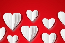 Love Hearts HD Wallpapers