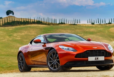 Aston Martin DB11 HD Wallpapers