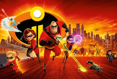 The Incredibles 2 HD Wallpaper