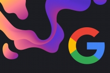 Google Logo 4K Wallpapers