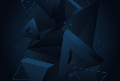 Triangle 4K Wallpaper