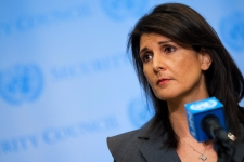 Nikki Haley HD Wallpapers