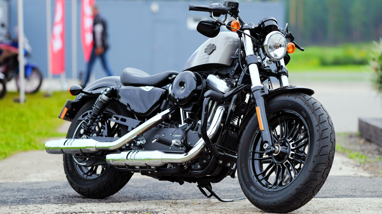 Harley Davidson Forty Eight HD