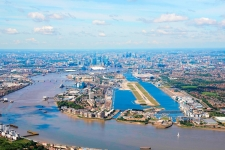 London City Airport HD Wallpapers