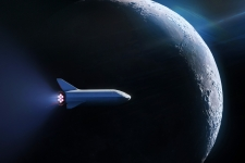 BFR SpaceX HD Wallpapers
