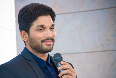 Allu Arjun 4K Wallpapers