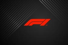 Formula 1 Logo 4K Wallpaper