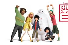 Big Hero 6 HD Wallpaper