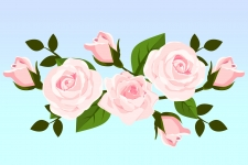 Rose 3D HD Wallpaper