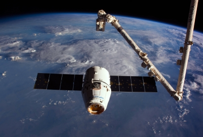 SpaceX Dragon HD Wallpapers