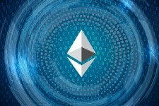 Ethereum 4K Wallpaper