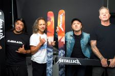 Metallica Wallpaper 4K