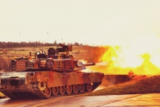 Army Tank UHD Wallpaper