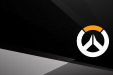 Overwatch Logo 4K Wallpaper