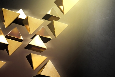 3D Shapes Pyramids HD Wallpapers