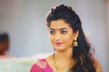 Rashmika Mandanna 4K Wallpapers