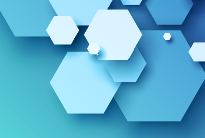 Hexagon 3D HD Wallpaper