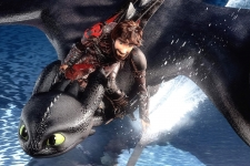 How To Train Your Dragon 3 HD Wallpaper