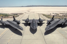 Lockheed SR 71 HD Wallpaper