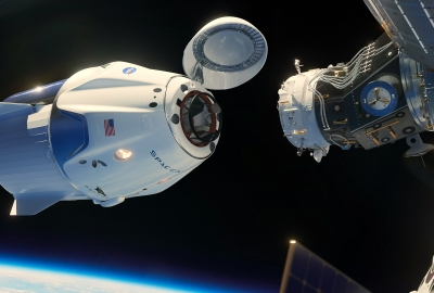 SpaceX Dragon V2 HD Wallpapers
