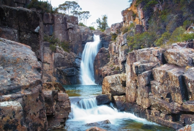 Water Falls Tasmania HD Wallpapers