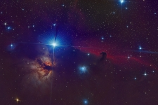 Horsehead Nebula HD Wallpaper