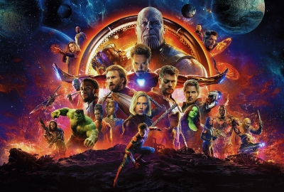 Avengers Infinity War Wallpapers 4K