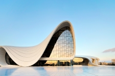 Heydar Aliyev Center HD Wallpapers