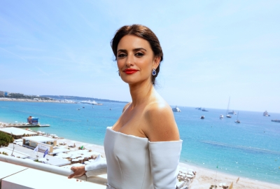 Penelope Cruz Wallpaper 4K