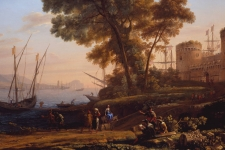 Claude Lorrain Art HD Wallpapers