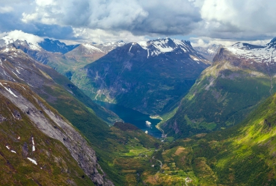 Geiranger Norway HD Wallpapers