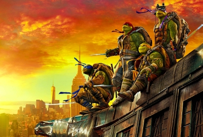Teenage Mutant Ninja Turtles UHD
