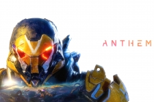 Anthem Game 4K Wallpaper