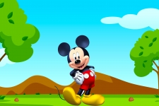 Mickey Mouse 4K Wallpaper