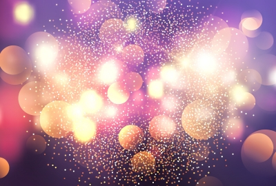 Glitter Lights Abstract HD Wallpapers