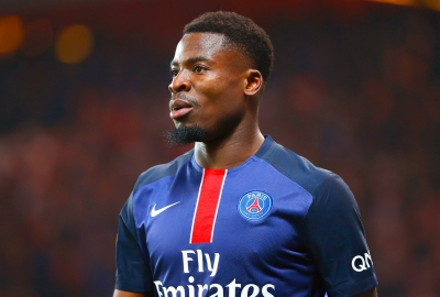 Serge Aurier HD Wallpapers