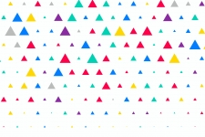 Triangle Wallpaper 4K