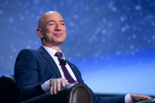 Jeff Bezos HD Wallpaper