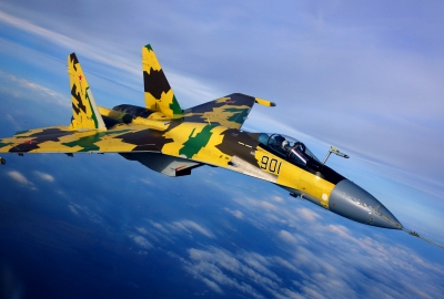 Sukhoi SU 37 HD Wallpapers
